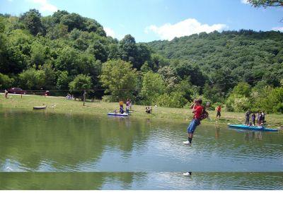 Спортно-туристическа щафета в Ксилифор - ЦСОП Иван Вазов - Ново село